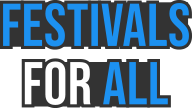 Festivals For All Logo
